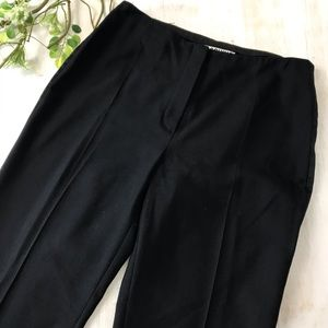 Moschino Couture Vintage Black High Rise Pant 8